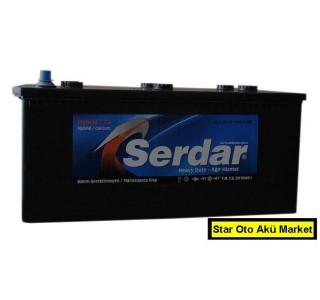 Serdar Akü Fiyatları - 225 Amper Serdar Akü