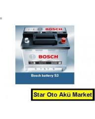 55 Amper Bosch Akü