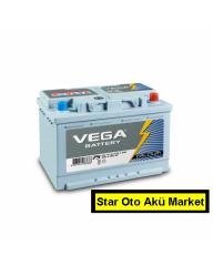 75 Amper Vega Akü